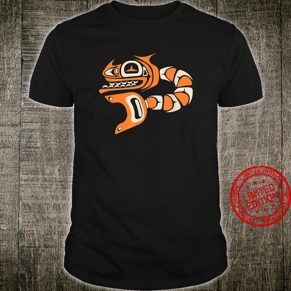 Crazy tribal style shrimp Shirt