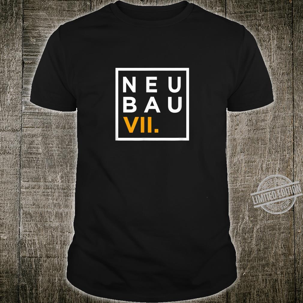 Neubau Bezirk 7 Stadt Wien 1070 Geschenk für Wiener Shirt