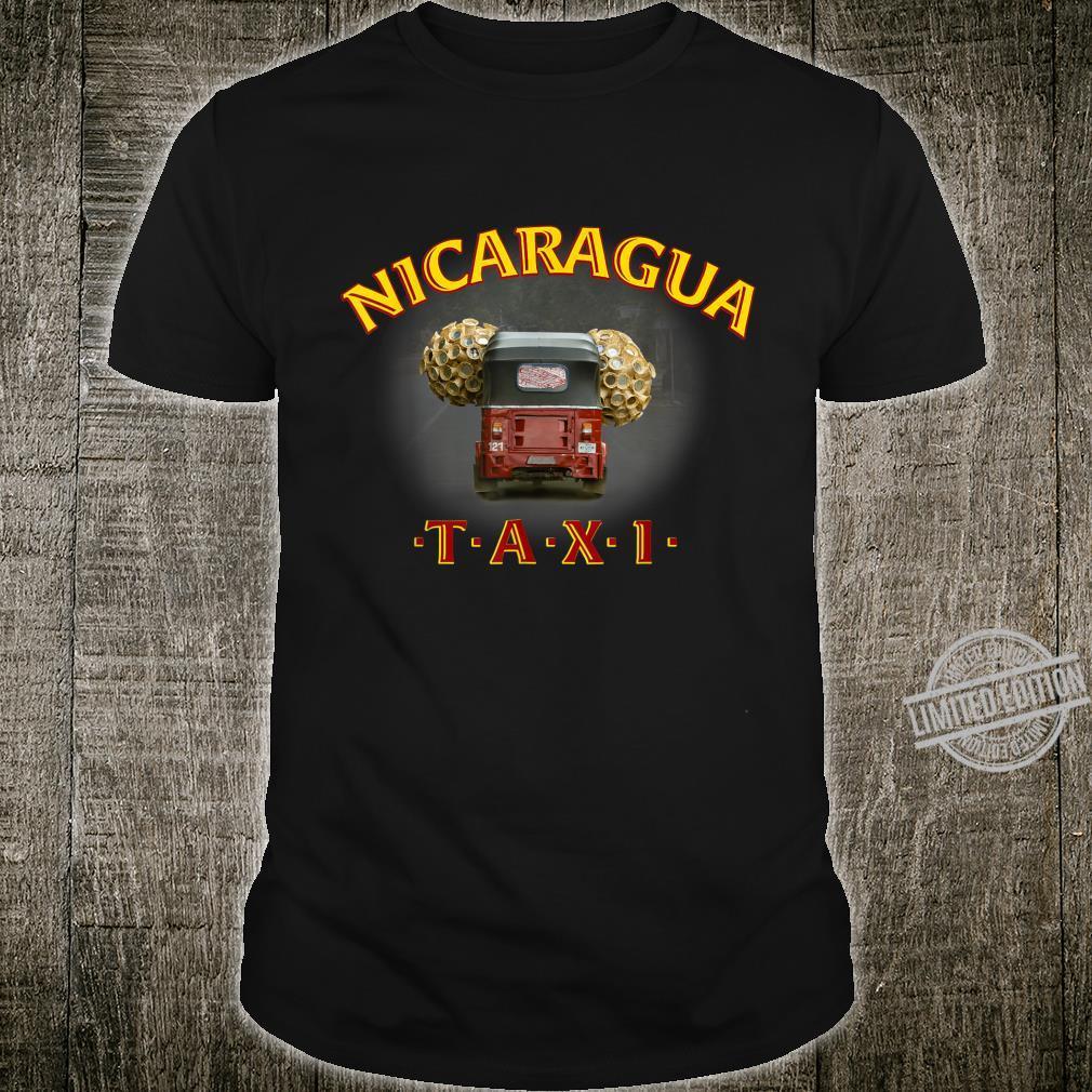 Nicaragua Taxi Shirt