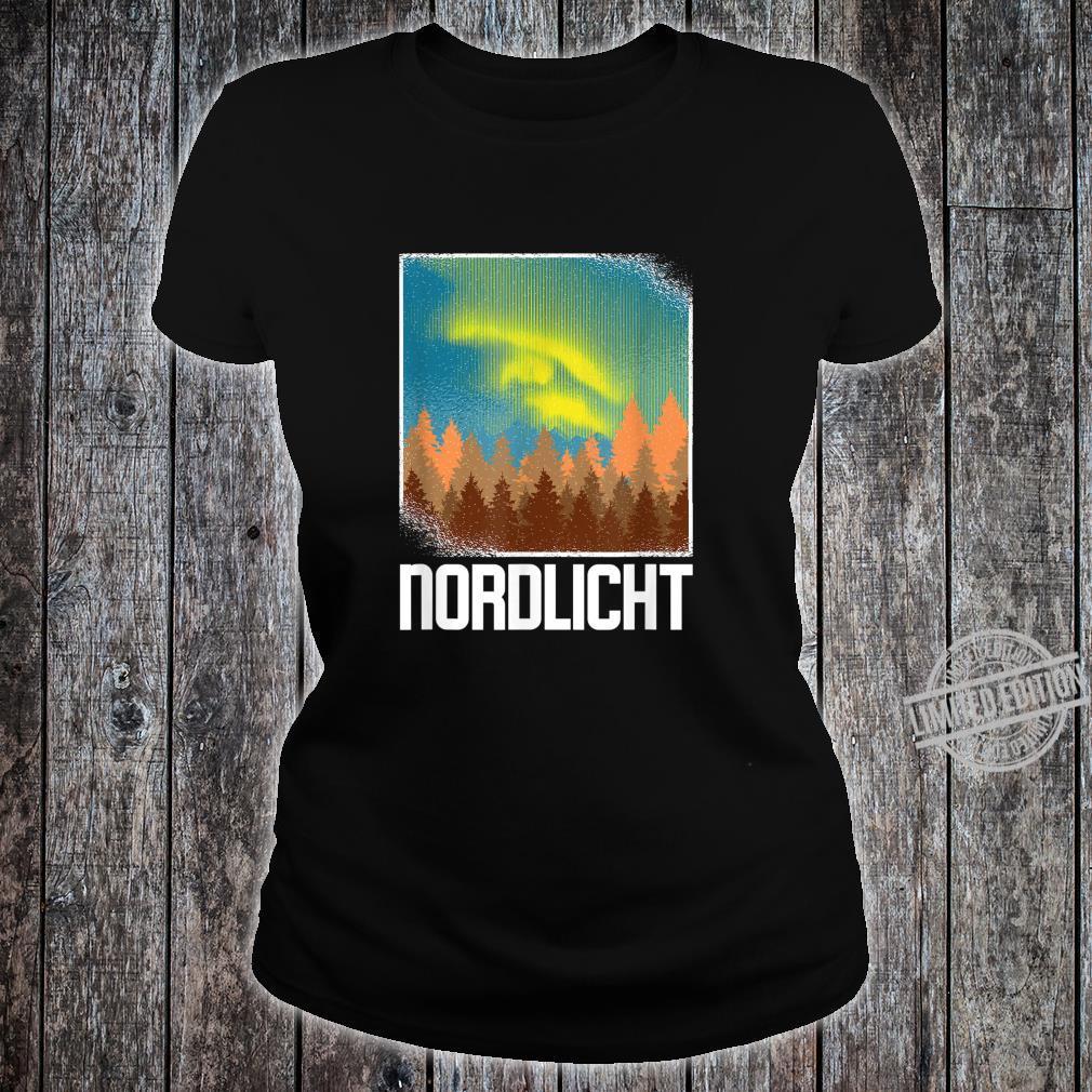Norddeutsch Norddeutschland Moin Plattdeutsch Norddeutscher Shirt ladies tee