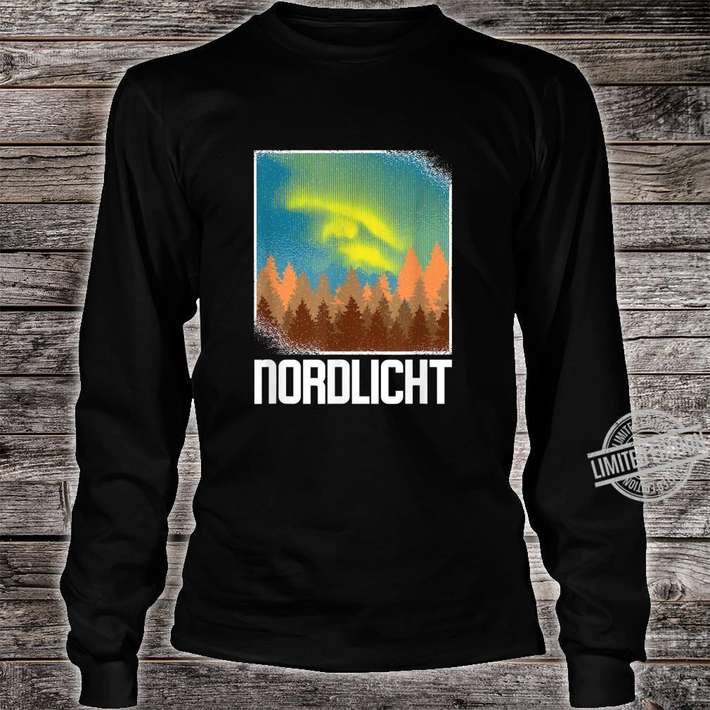 Norddeutsch Norddeutschland Moin Plattdeutsch Norddeutscher Shirt long sleeved