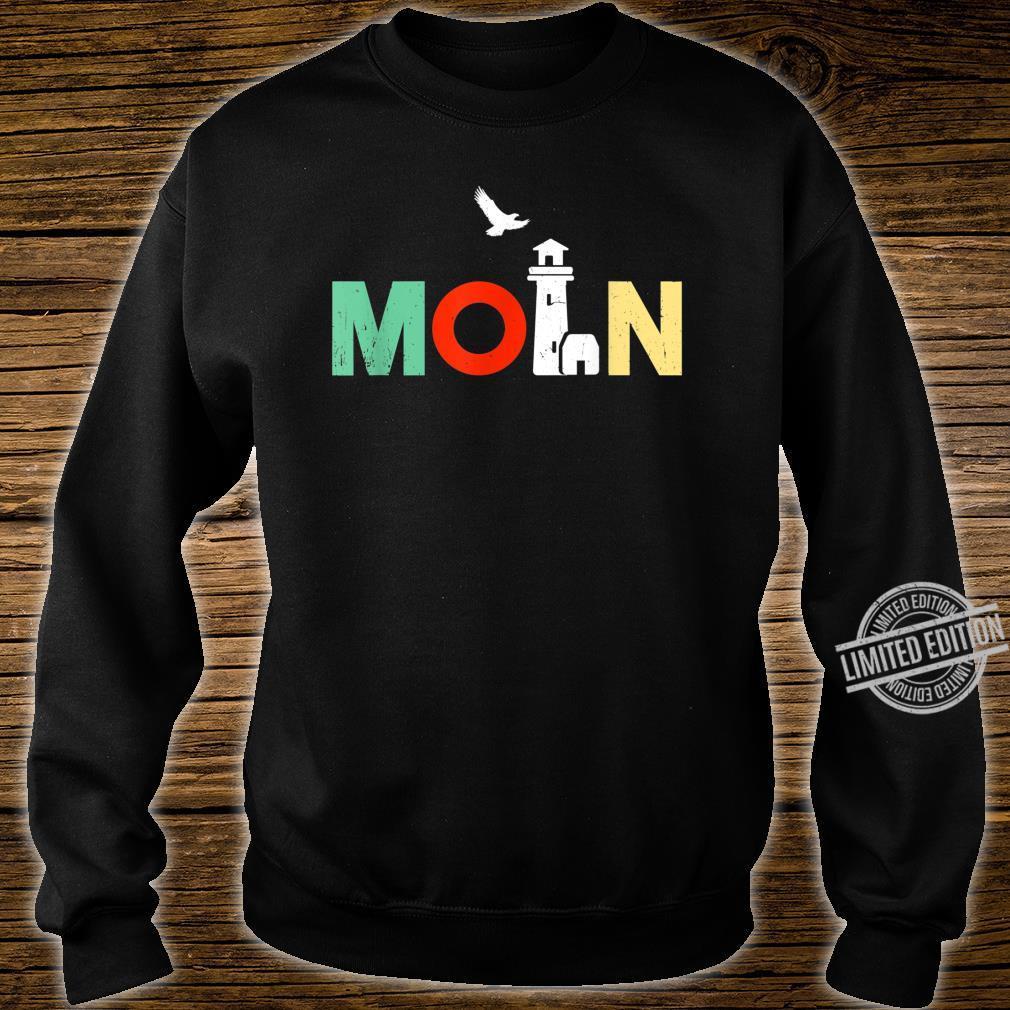 Norddeutsch Norddeutschland Norddeutscher Moin Geschenk Shirt sweater