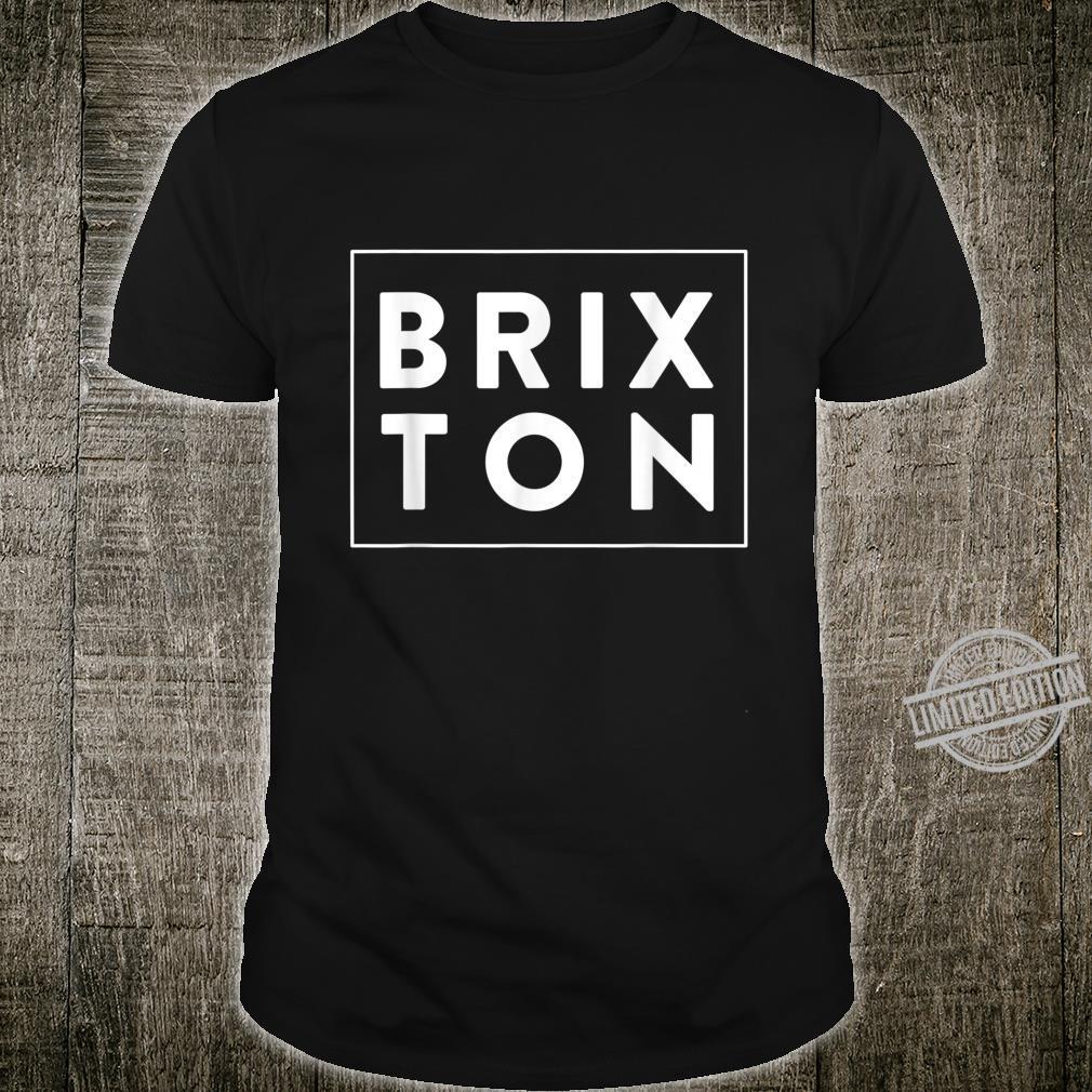 Nostalgic London Brixton Design Shirt