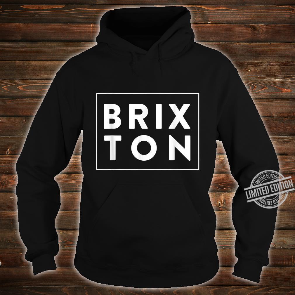 Nostalgic London Brixton Design Shirt hoodie
