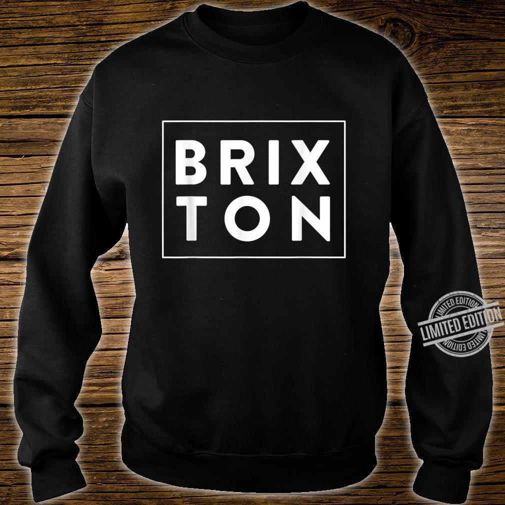 Nostalgic London Brixton Design Shirt sweater